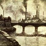 En historisk överblick över den industriella utvecklingen