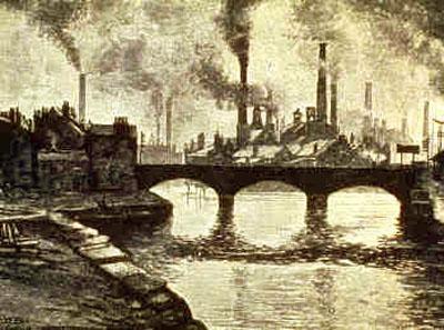 Tidig industrialisering